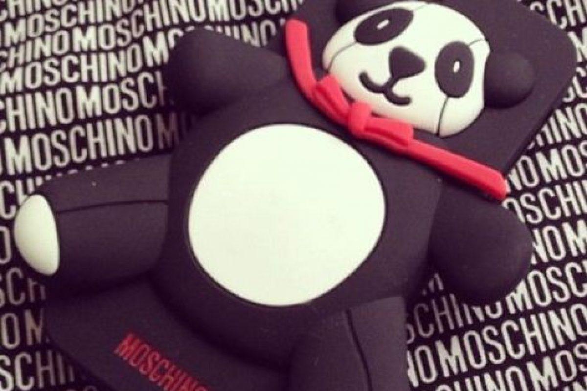 Un oso panda. Foto:Pinterest. Imagen Por: