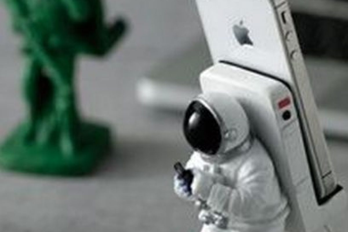 Un astronauta. Foto:Pinterest. Imagen Por: