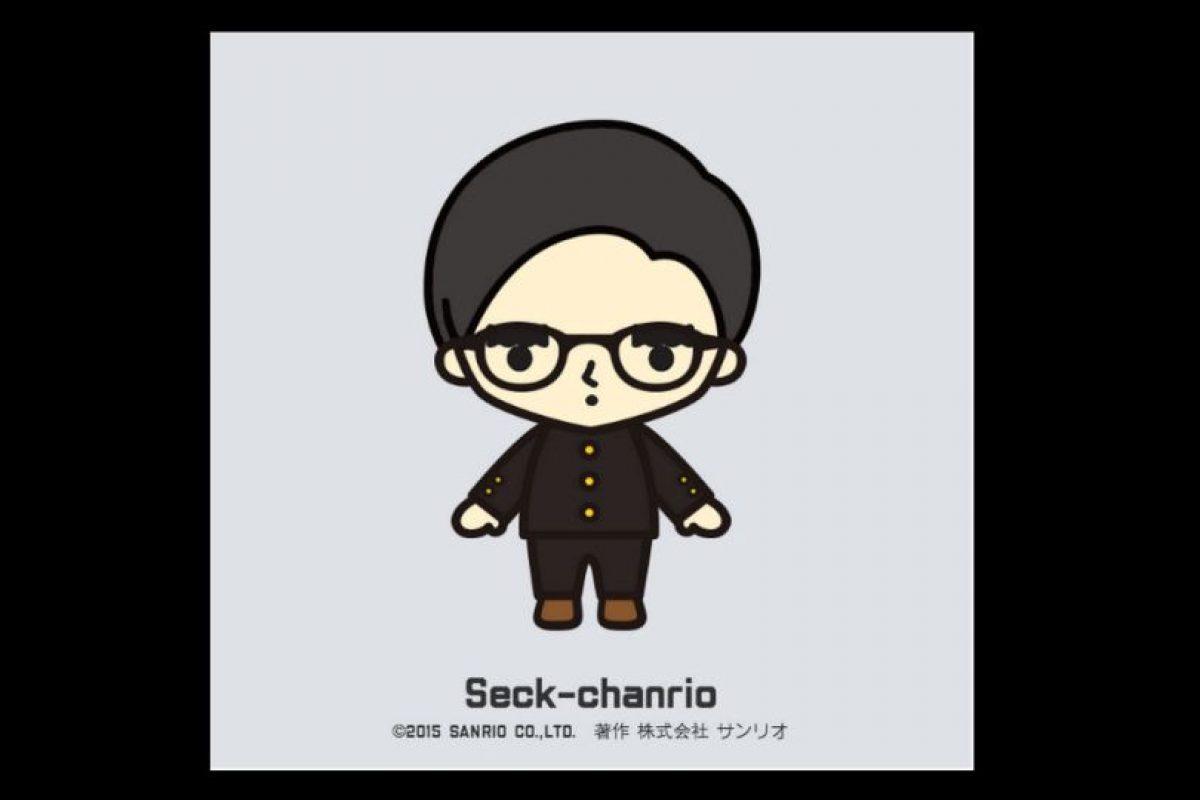 Chanrio es la aplicación web para crear avatar al estilo nipón Foto:Chanrio.com. Imagen Por: