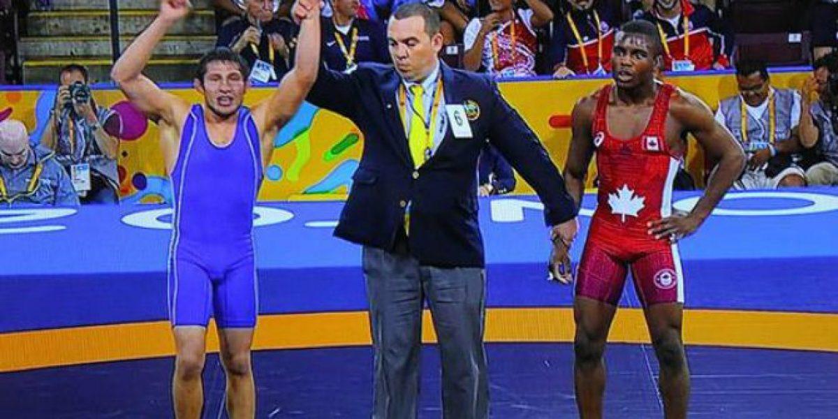 Cristóbal Torres le dio una nueva alegría a Chile tras conseguir bronce en Toronto