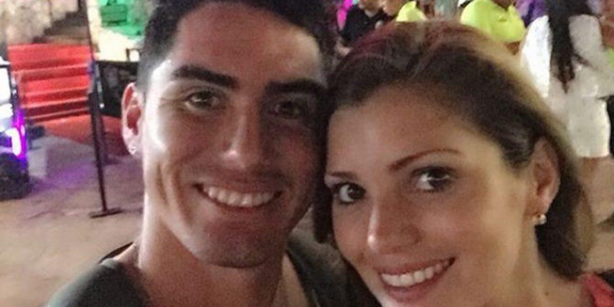 Melancólico aniversario: Faloon celebró ocho meses de relación con futbolista a la distancia