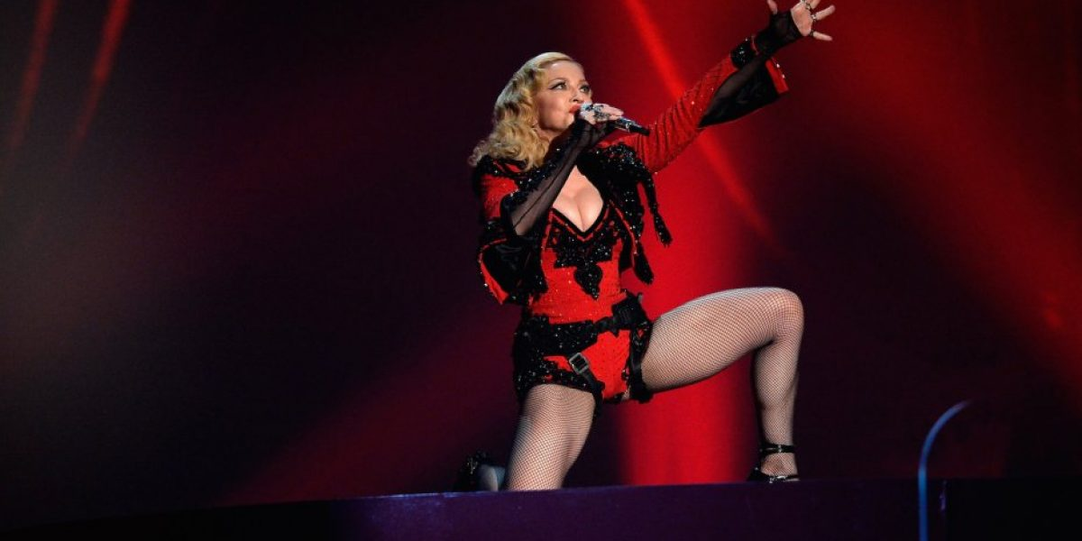 Madonna crea polémica junto a sus hijos adoptivos en Instagram