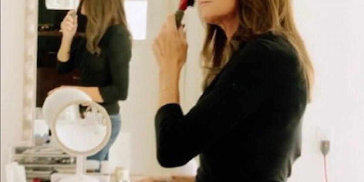 Caitlyn Jenner aparece por primera vez jugando tenis como mujer