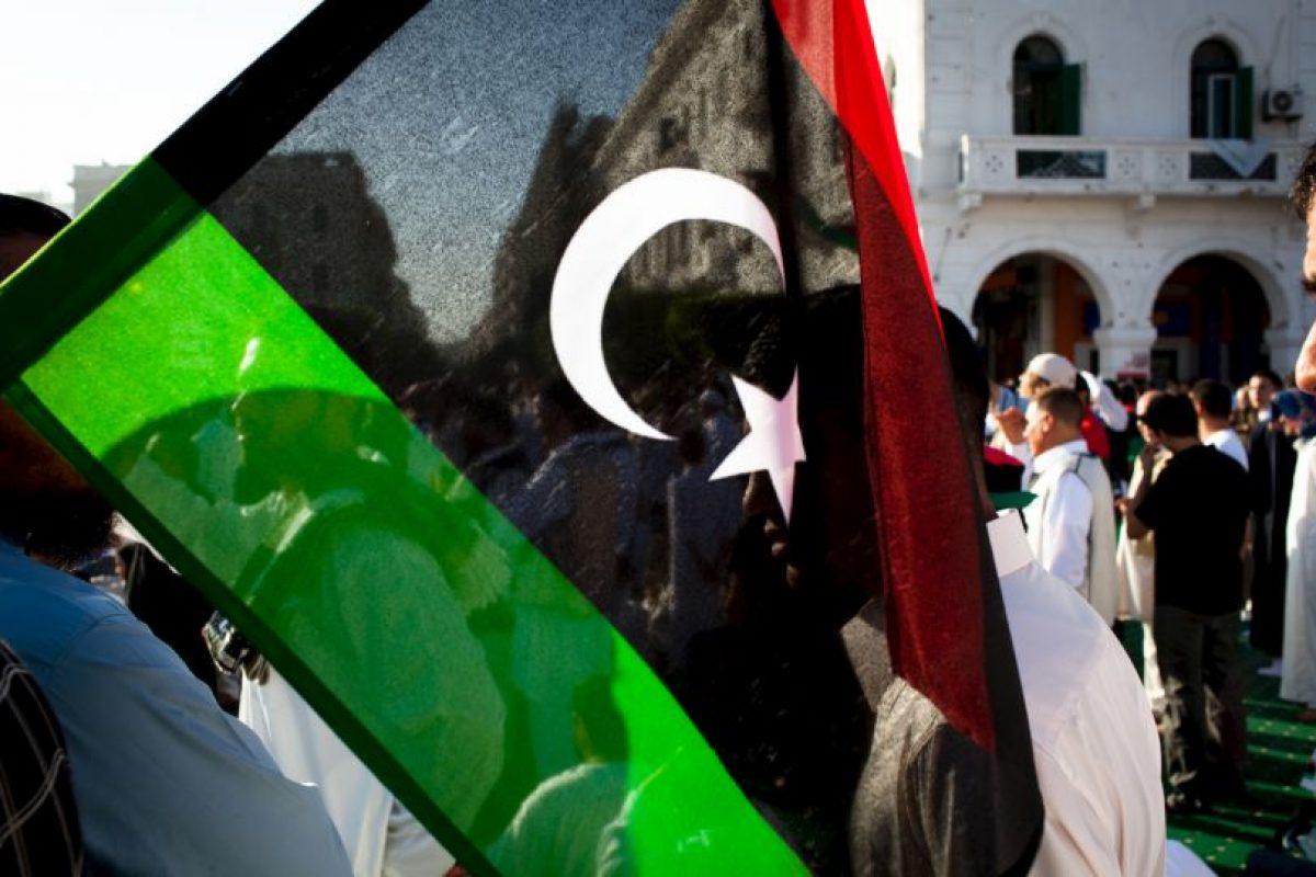5. Libia Foto:Getty Images. Imagen Por: