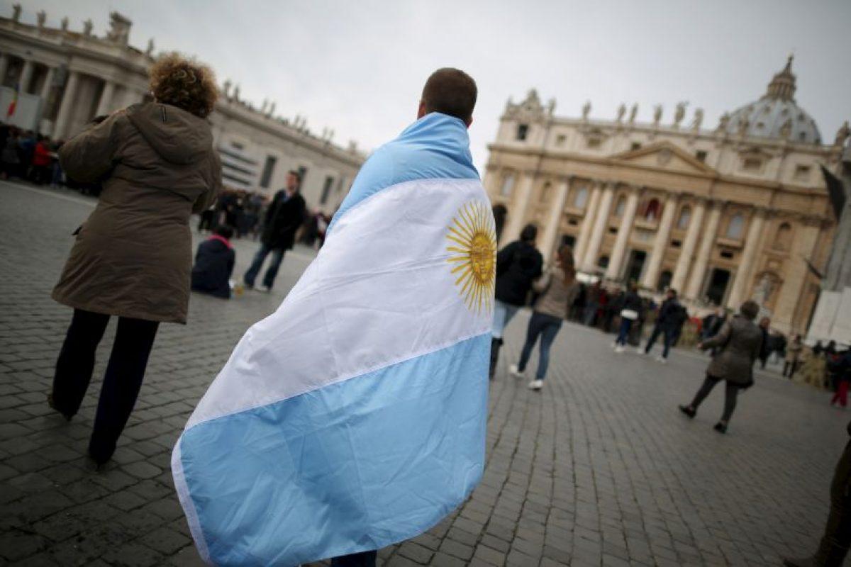 3. Argentina Foto:Getty Images. Imagen Por: