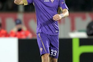 Juega para la Fiorentina de la Serie A de Italia. Foto:Getty Images. Imagen Por: