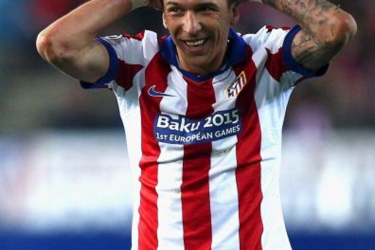 Se marchó al Atlético de Madrid, pero este 2015 fichó por la Juventus. Foto:Getty Images. Imagen Por: