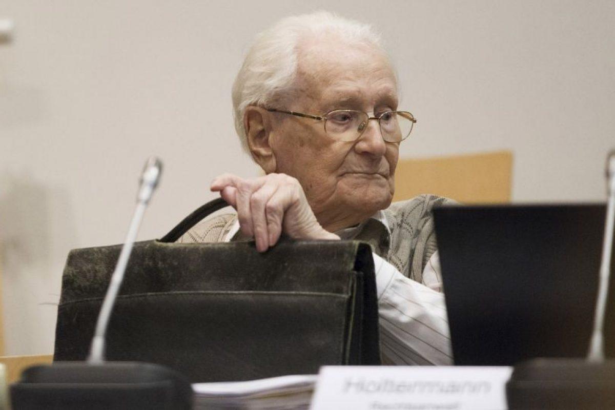 5. Este comenzó a trabajar en Auschwitz a los 22 años. Foto:Getty Images. Imagen Por: