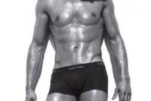 """Posó para Calvin Klein mucho antes de ser el protagonista de """"Las 50 sombras de Grey"""" Foto:Calvin Klein. Imagen Por:"""
