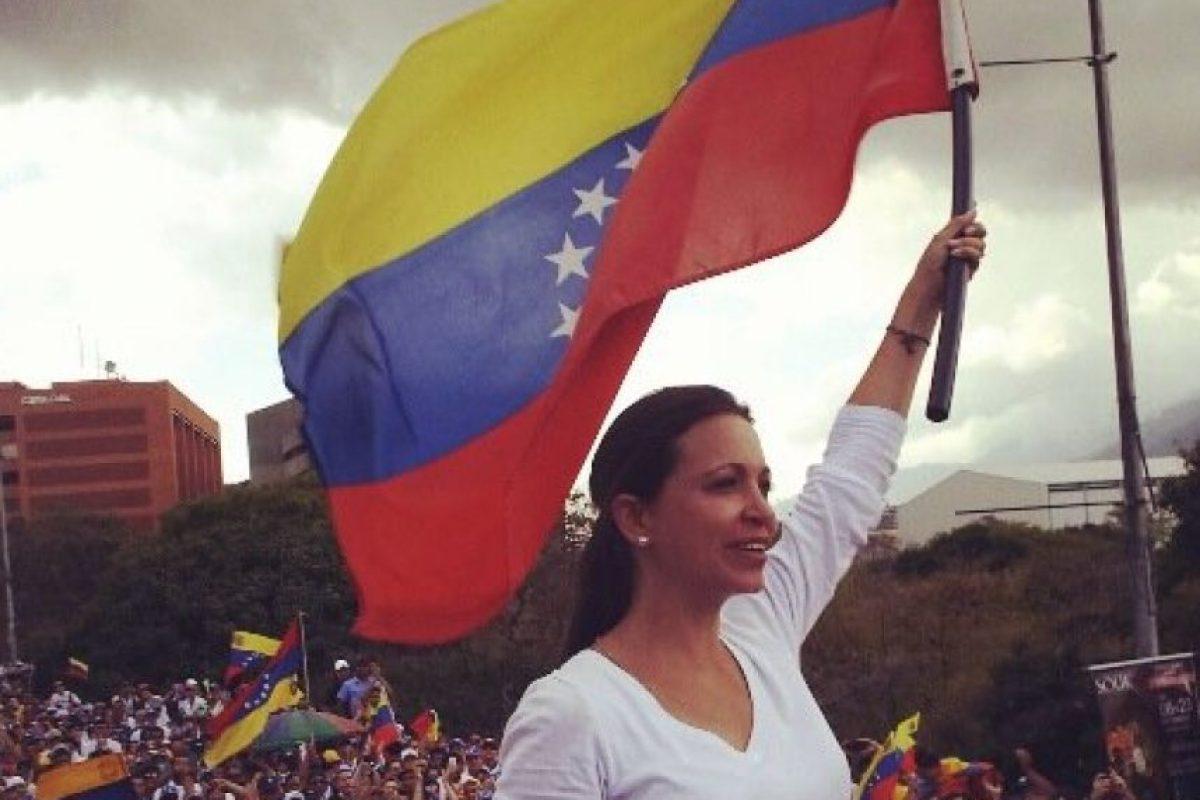 Foto:Vía Twitter.com/MariaCorinaYA. Imagen Por: