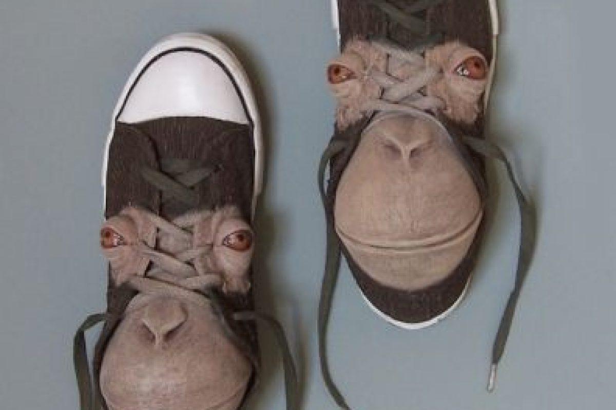 ¿Usarían estos? Foto:Tumblr.com/Tagged/zapatos/fail. Imagen Por: