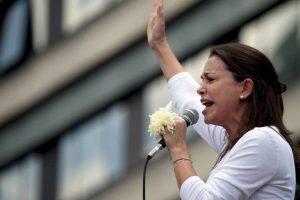 1. María Corina Machado es una de las opositoras más fuertes. Foto:AP. Imagen Por: