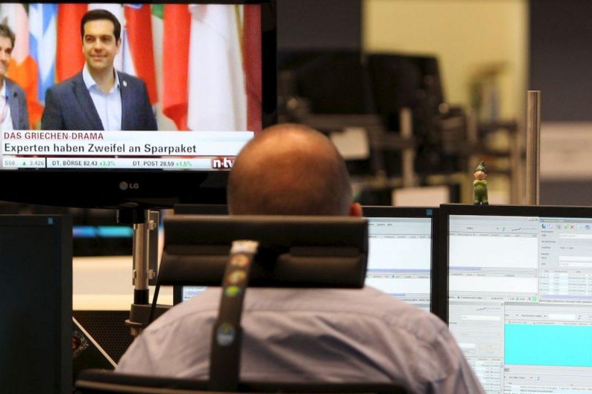 Estos son los tres escenarios que podría enfrentar Alexis Tsipras, tras el clima político que vive. Foto:AFP. Imagen Por: