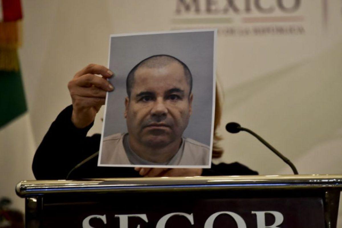 Adelmo Niebla González, escapó de forma idéntica. Foto:AFP. Imagen Por: