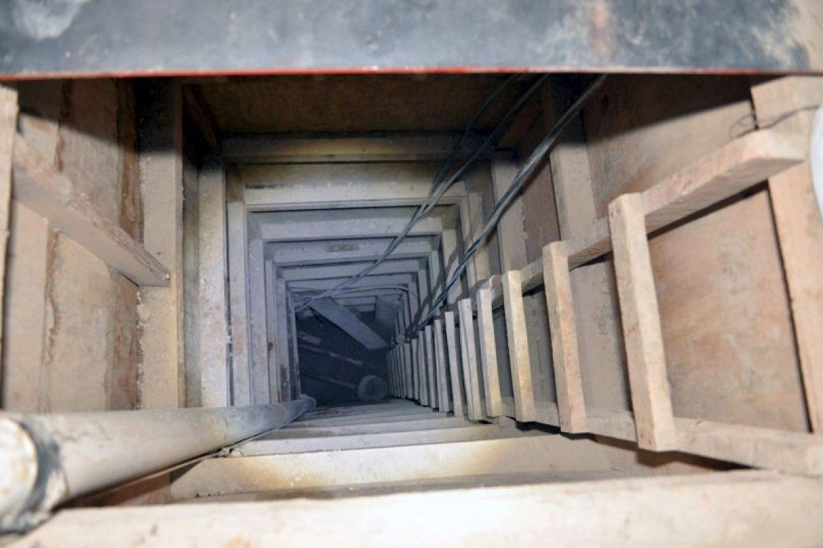 El pasadizo tenía un largo de alrededor de 400 metros y pasaba por debajo del penal. Foto:AFP. Imagen Por: