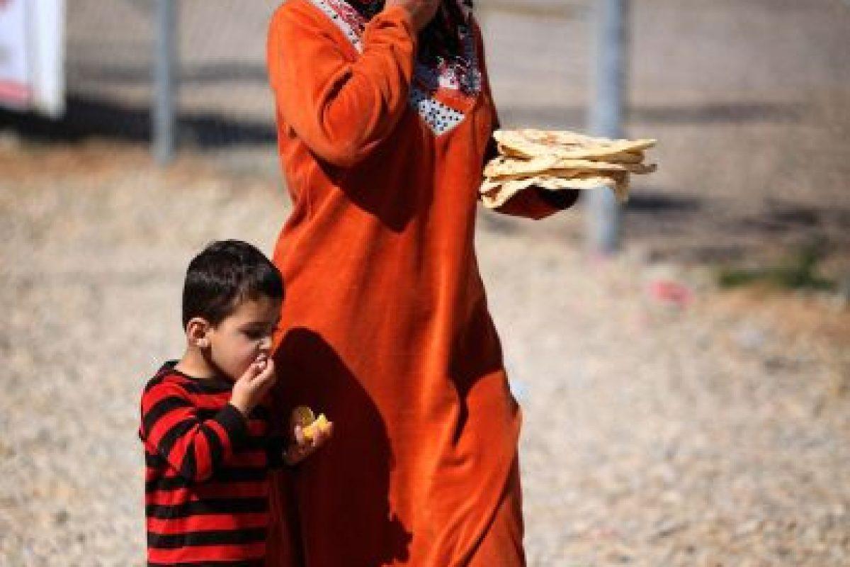 """2. Según el portal español """"20 minutos"""", un total de mil 100 niños han sido reclutados. Foto:AFP. Imagen Por:"""