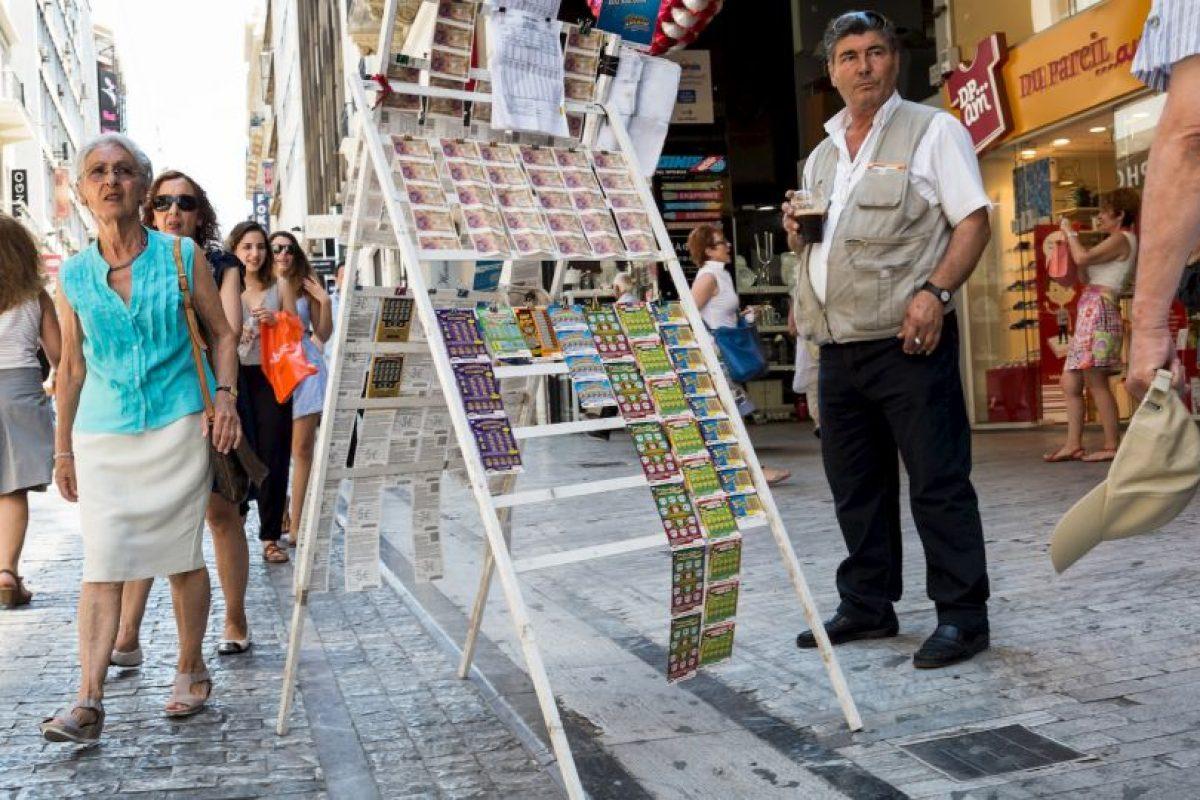 """De acuerdo con el periódico español """"El País"""", podría existir un gobierno de coalición entre Syriza y los opositores. Ayer, el Parlamento aprobó lo acordado con la Troika gracias a que el partido Griegos Independientes votó a favor. Foto:AFP. Imagen Por:"""