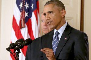 """En un mensaje desde Washington, el presidente de Estados Unidos, Barack Obama indicó que """"hace más de 50 años, Kennedy le dijo a los estadounidenses que nunca debemos negociar con miedo, pero que tampoco debemos tener nunca miedo a negociar"""". Foto:AFP. Imagen Por:"""