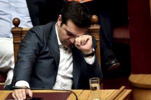 Podría existir un cambio de los ministros que votaron en contra del acuerdo. Esta semana renunciaron Nadia Valavani, viceministra de Finanzas, y Nikos Juntís, ministro de Exteriores. Foto:AFP. Imagen Por: