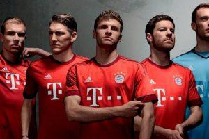 Así lucirá Bayern Munich durante la campaña que está por arrancar. Foto:Vía facebook.com/fcbayern.es. Imagen Por: