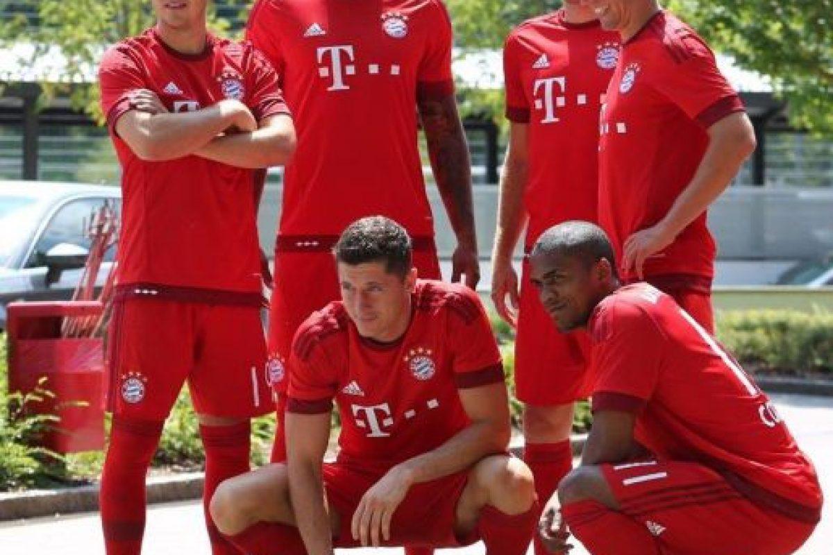 Foto:Vía facebook.com/fcbayern.es. Imagen Por:
