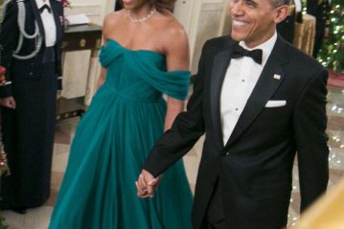 Se conocieron en 1989. Foto:Getty Images. Imagen Por: