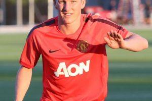 Pasó toda su vida en el Bayern Munich, pero ahora es jugador del Manchester United. Este 1 de agosto cumplirá 31 años. Foto:Getty Images. Imagen Por: