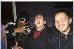 Ellos creyeron que el rapero Snoop Dogg era su nuevo amigo Foto:vía collegehumor.com. Imagen Por: