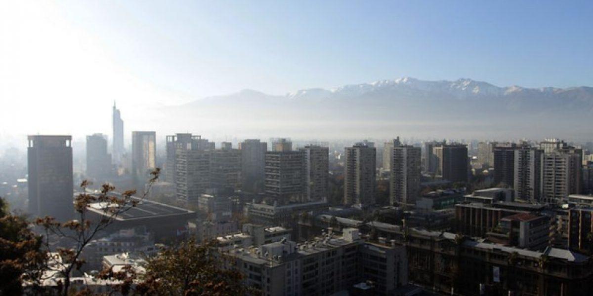 Poco duró el aire limpio en la capital: alerta ambiental para este jueves