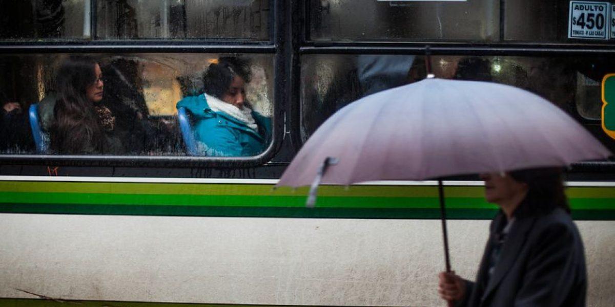 Atención: se vienen nuevas lluvias en la zona centro sur