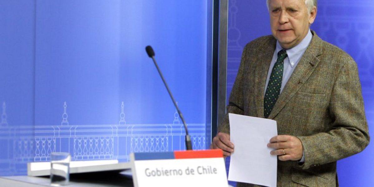 Burgos y renuncia de intendente tras polémica: