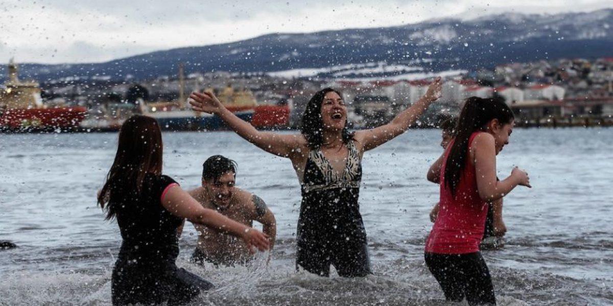 Invernadas 2015: así desafiaron al frío en Magallanes