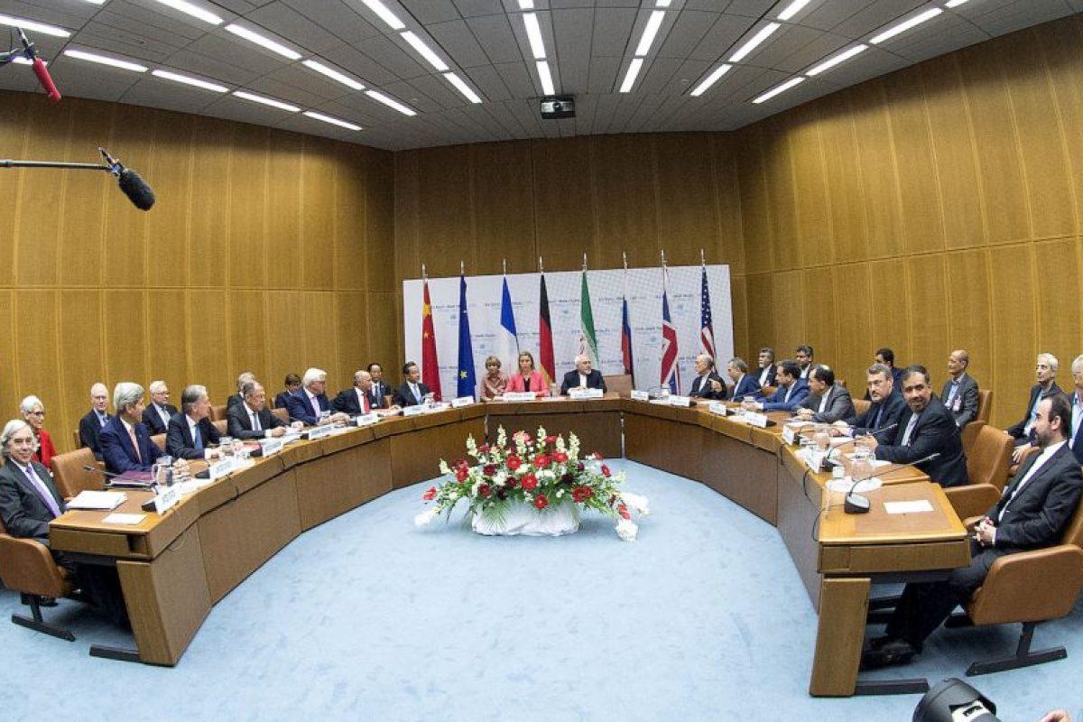 Los países involucrados en el acuerdo fueron Estados Unidos, Reino Unido, Francia, China, Rusia y Alemania. Foto:AP. Imagen Por: