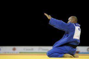 Consiguió la medalla en judo, en menos de 73 kilogramos Foto:AP. Imagen Por: