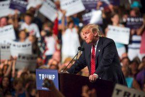 El precandidato informó que su fortuna total son 10 mil millones de dólar, de acuerdo a su equipo de campaña. Foto:Getty Images. Imagen Por: