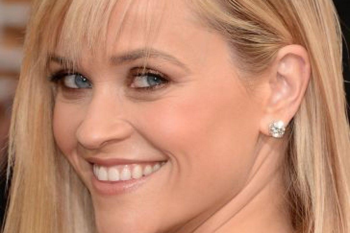Asú luce la siempre sonriente Reese Whitherspoon Foto:Getty Images. Imagen Por: