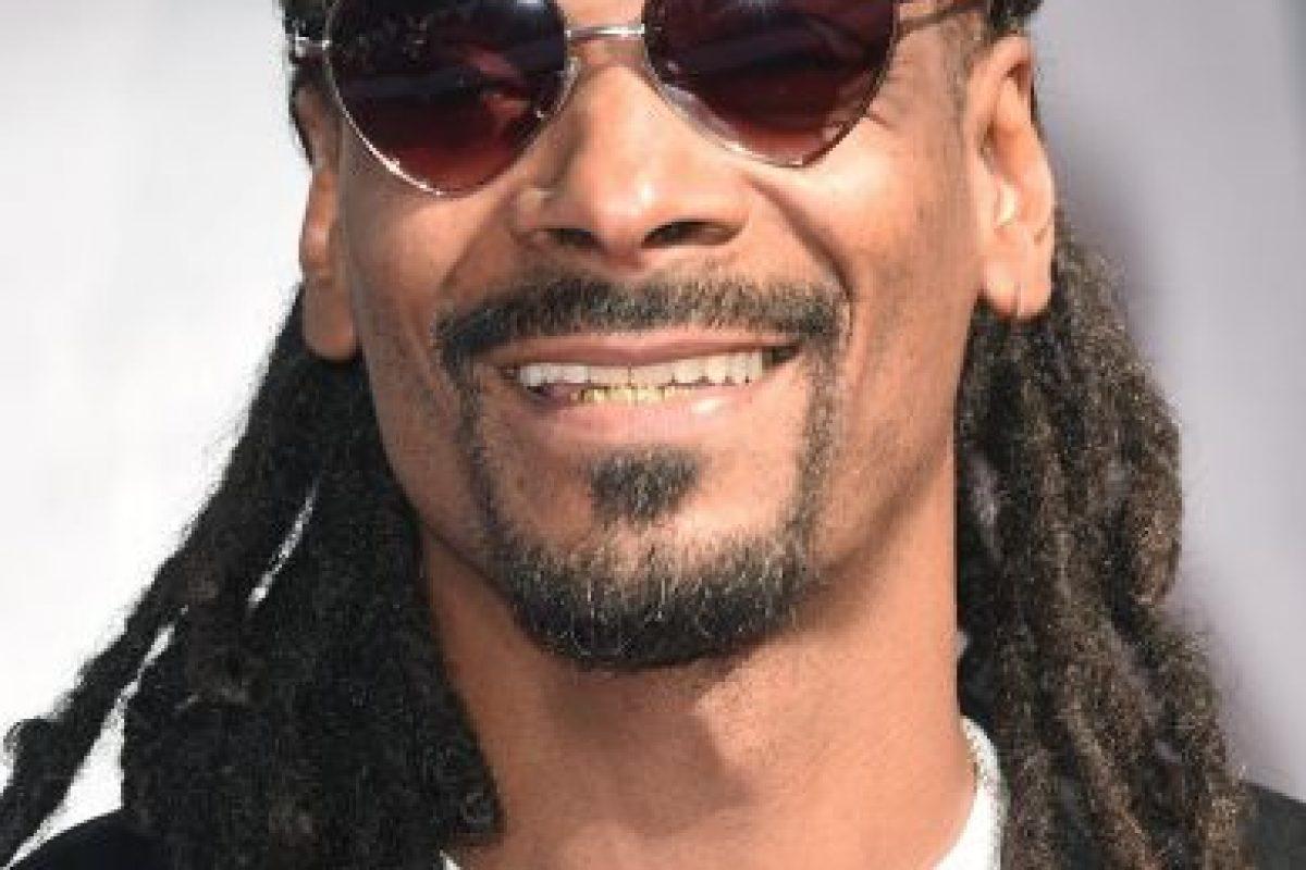 Bueno, este es el verdader Snoop Dogg y ellos no son sus amigos. Foto:Getty Images. Imagen Por: