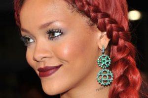Por suerte, es tan amable como la Rihanna original Foto:Getty Images. Imagen Por: