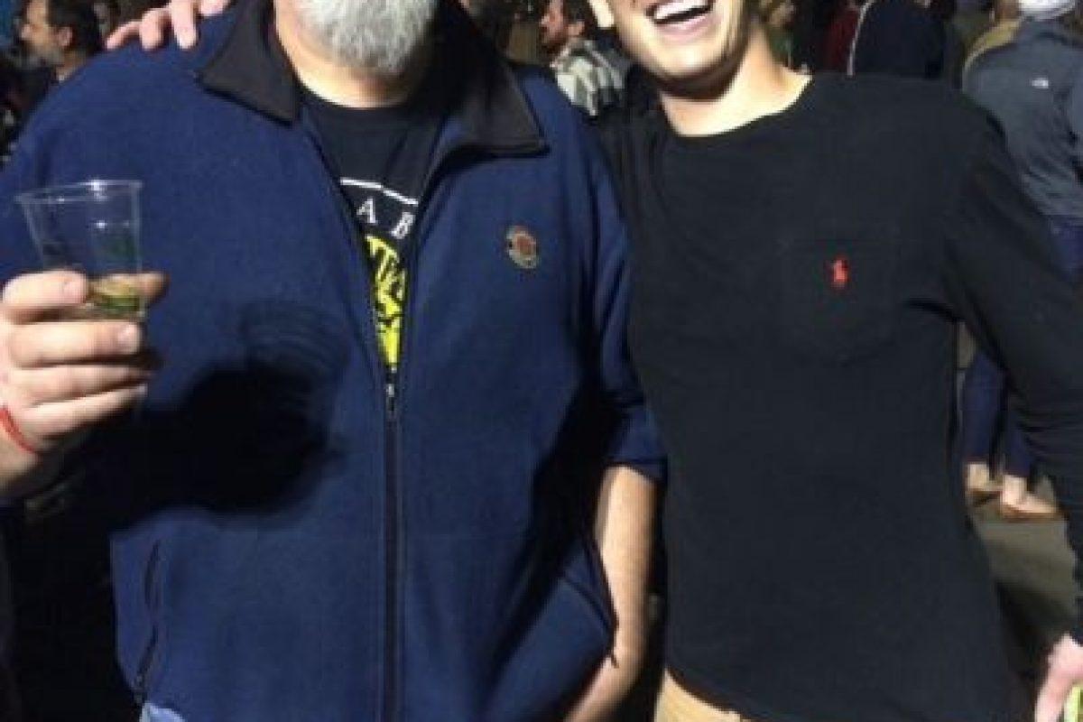 """Este chico pensó que se había encontrado con el autor de """"Games of Thrones"""" Foto:vía collegehumor.com. Imagen Por:"""