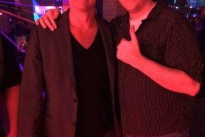 Él tiene una buena foto con un buen doble de Matthew McConaughey Foto:vía collegehumor.com. Imagen Por: