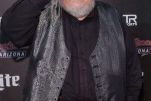 Pero este el verdadero look del escritor George R.R. Martin Foto:Getty Images. Imagen Por: