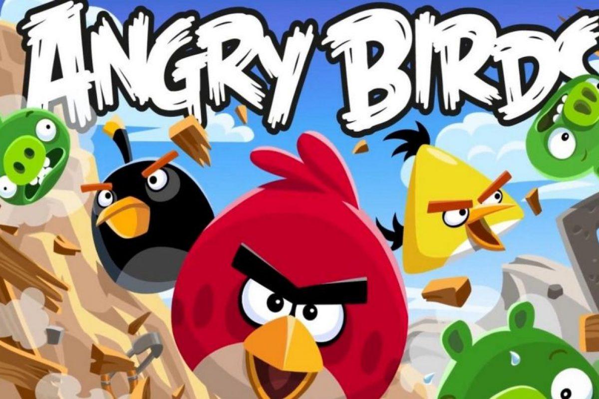 Angry Birds (2009). Foto:Rovio. Imagen Por: