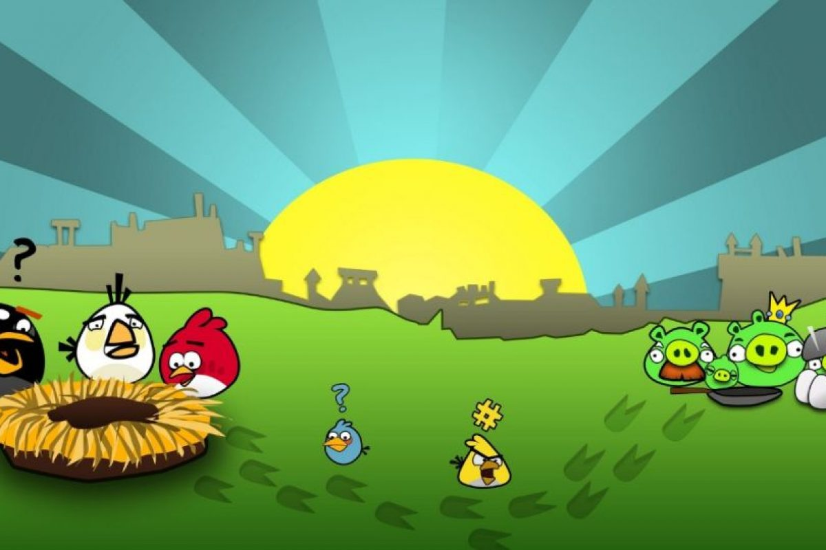La misión consistía en eliminar a los cerdos verdes utilizando a los pájaros como una especie de balas debido a que se habían robado sus huevos. Fue el juego más descargado para Android. Foto:Rovio. Imagen Por: