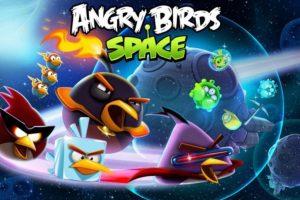 Angry Birds Space(2012). Foto:Rovio. Imagen Por: