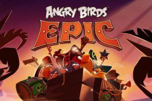 Angry Birds Epic (2014). Foto:Rovio. Imagen Por: