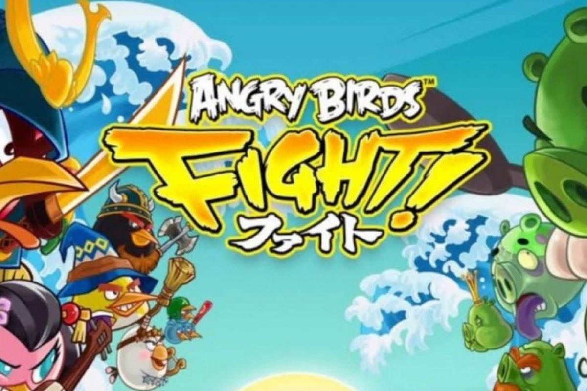 Angry Birds Fight (2015). Foto:Rovio. Imagen Por:
