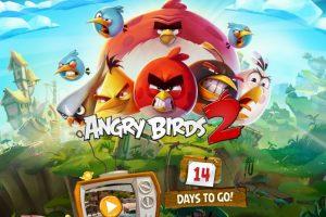 """""""Angry Birds 2"""" será la secuela del juego original. Foto:Rovio. Imagen Por:"""
