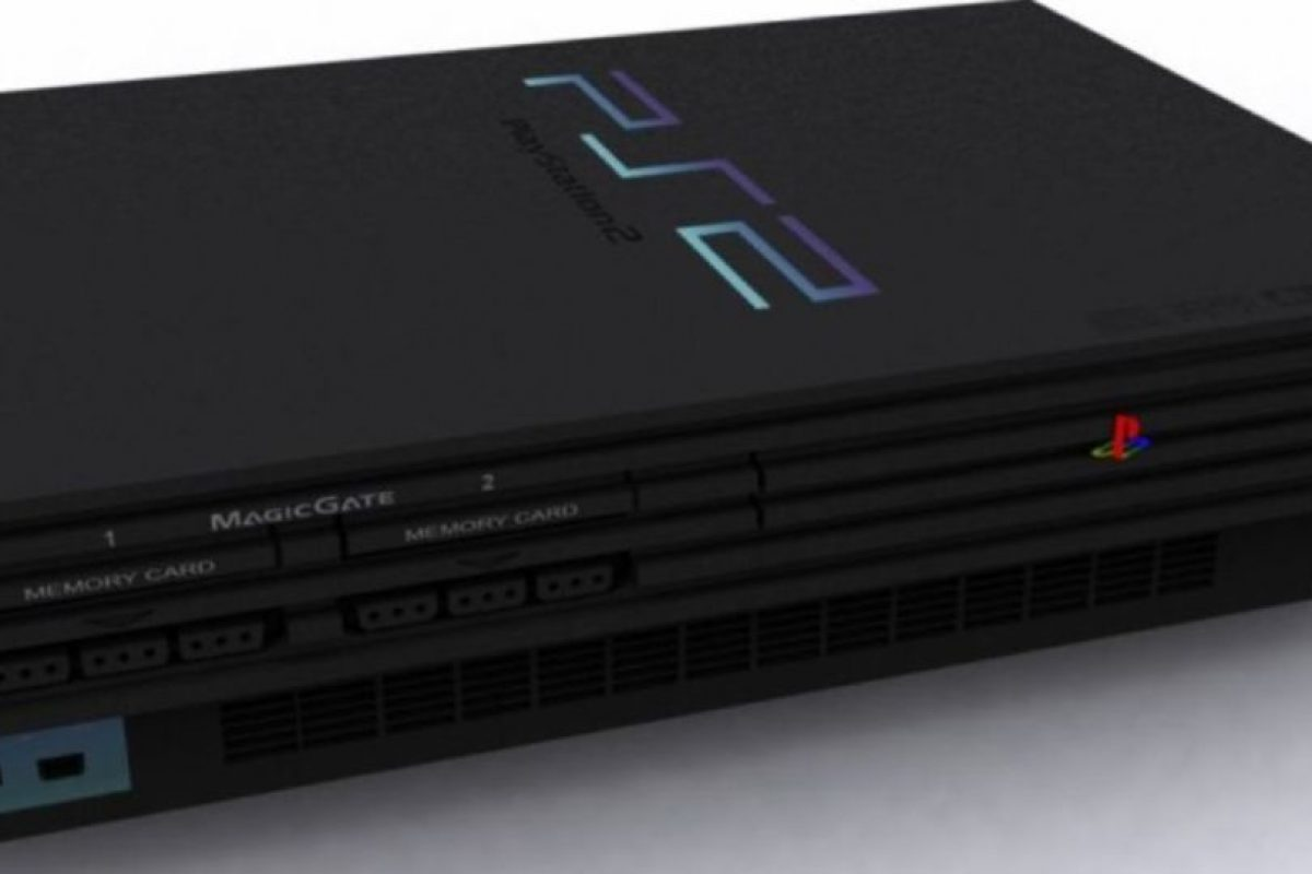 PlayStation 2 (2000). Foto:Sony. Imagen Por: