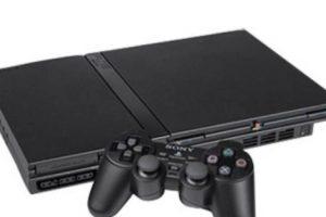 PlayStation 2 Slim color negro. Foto:Sony. Imagen Por: