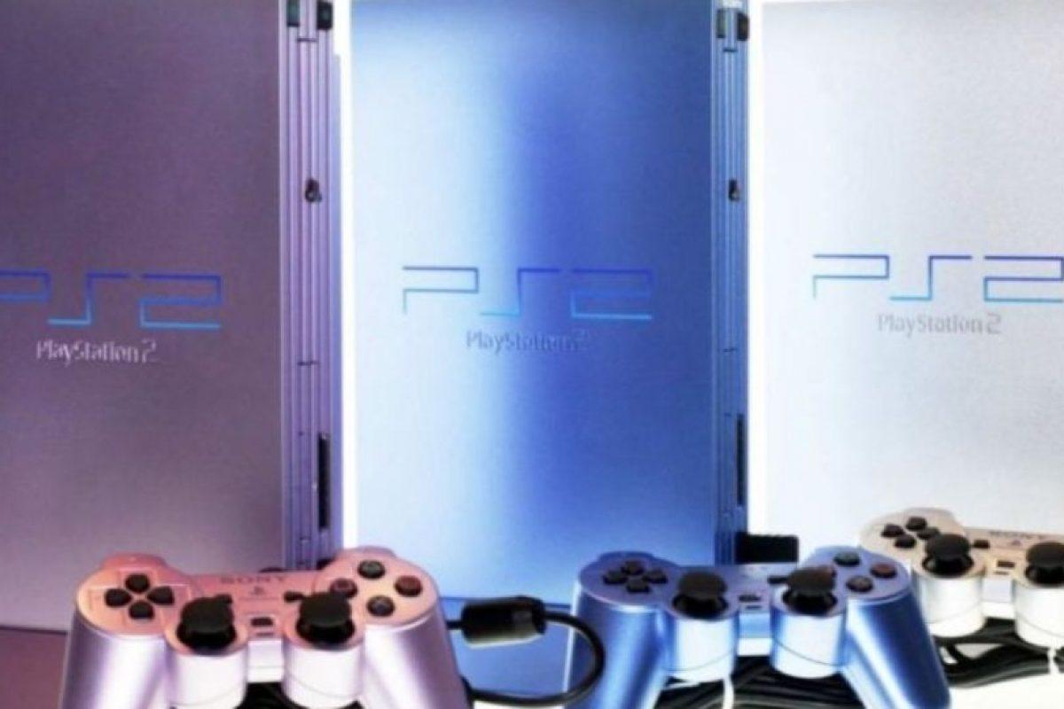 PlayStation 2. Foto:Sony. Imagen Por: